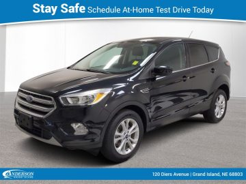 Used 2017 Ford Escape SE 4WD Stock: GT2527